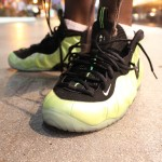 Electric Green Foams