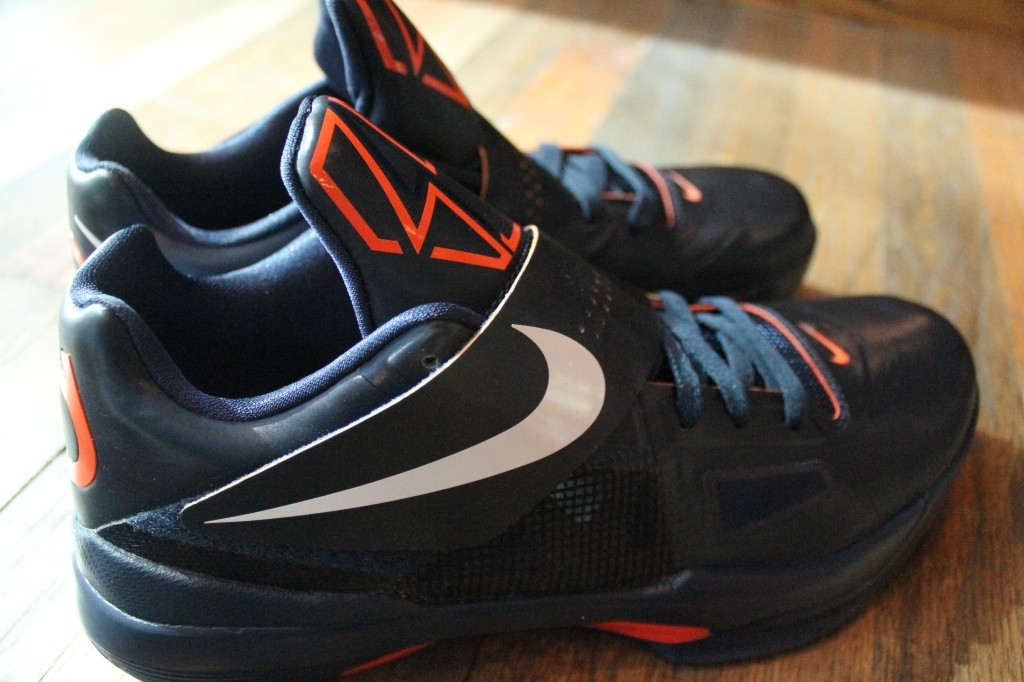 Midnight Navy KD IVs