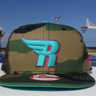 SINCE 1973 NEW ERA CAP (SOUTH BEACH/CAMO)