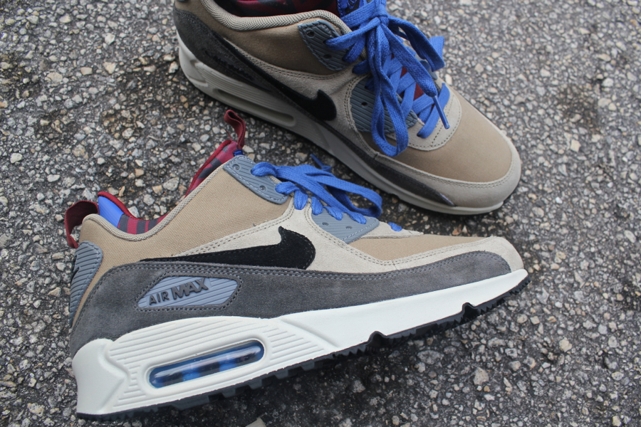 Air Max 90 Sneakerboot PRM 7