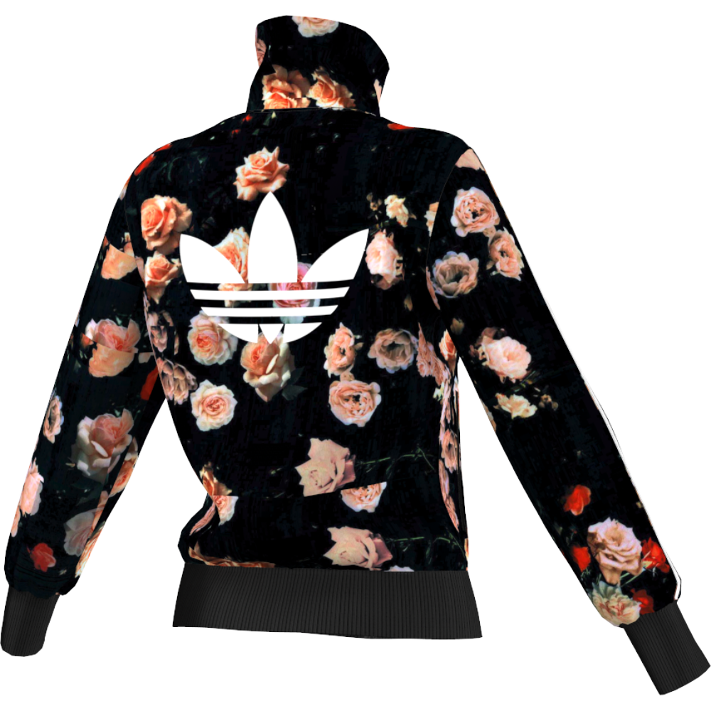 adidas originals rose jacket