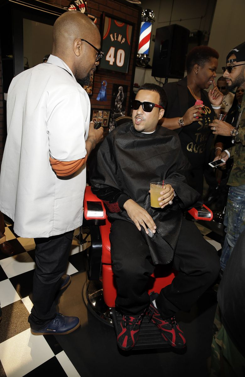French Montana consulting Shizz