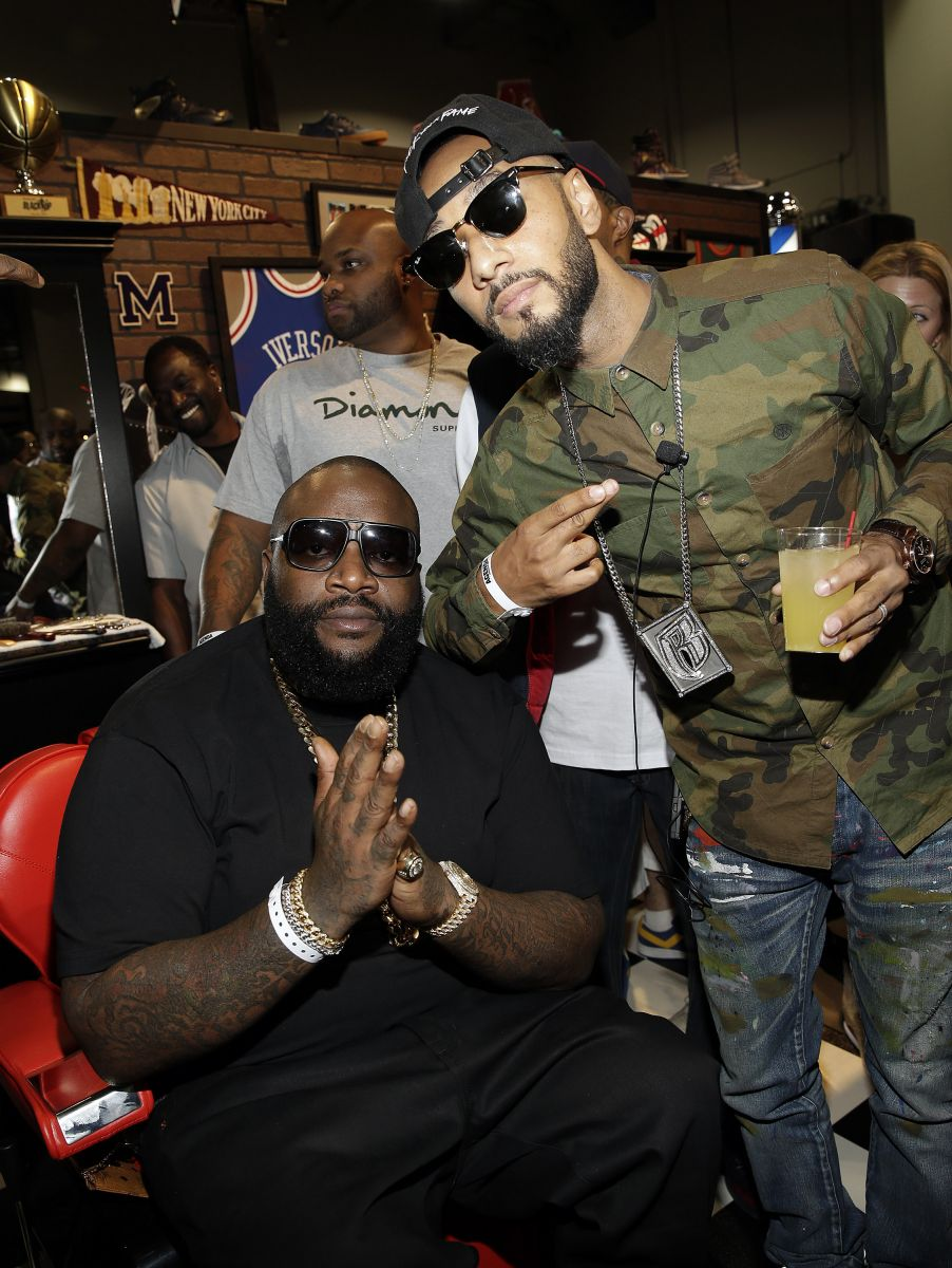 Swizz and Ross 2
