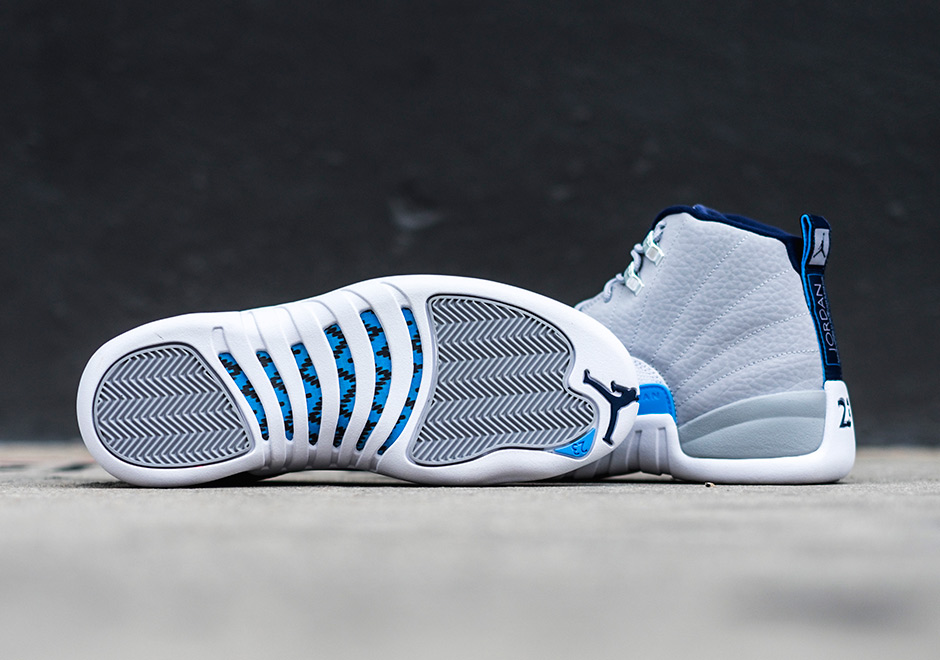 more photos 7b12c 12b23 Jordan 12 Wolf Grey/University Blue/White – 1973 by Mr. R